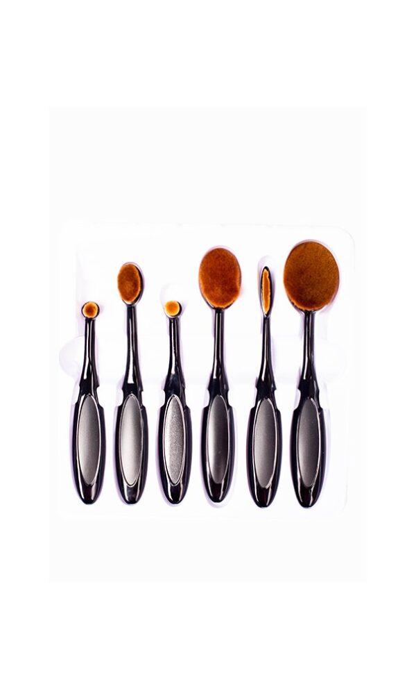 Set 6 pensule make-up