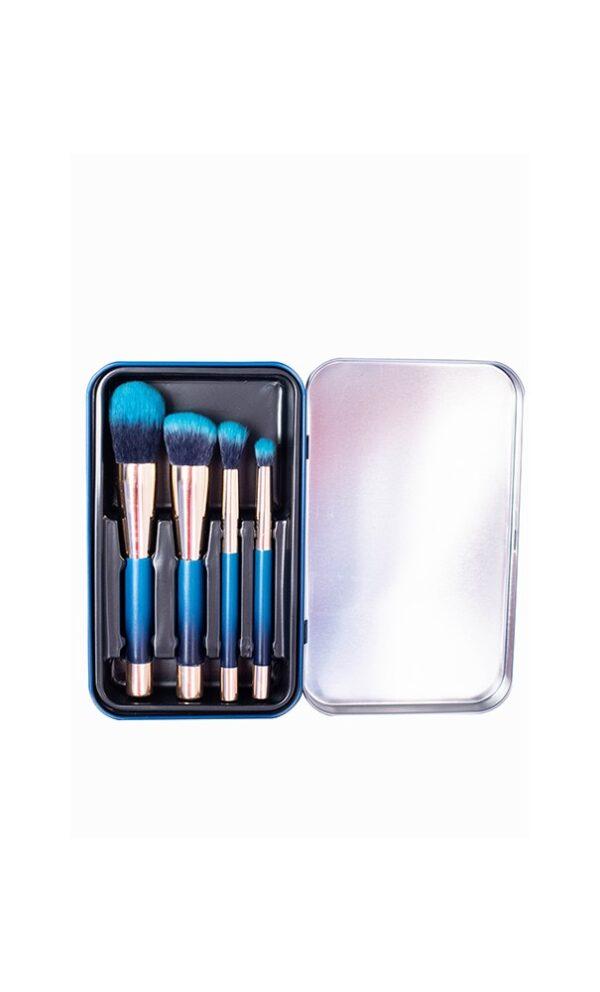 Set pensule make-up magnetice